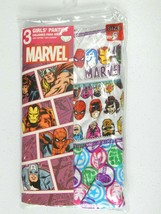 Marvel Girls 3 Pair Pack Panties Underwear Briefs Size 6 - $14.99