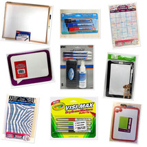 Dry Erase Boards and Marker Sets Home School Office - $6.92 - $19.79