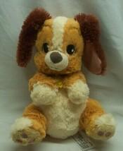 "Walt Disney Parks Lady And The Tramp Cute Baby Lady Dog 9"" Plush Stuffed Animal - $19.80"