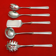 Calvert by Kirk Sterling Silver Hostess Set 5pc HHWS  Custom Made - $409.00