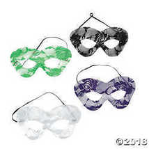Mardi Gras Lace Masks - $19.99