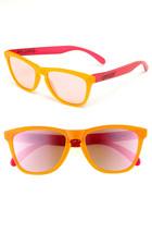 Oakley FROGSKINS Limited Edition BlackLight Oranger Pink w/Pink Iridium 24-284 - $117.55
