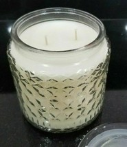 New Gold Canyon Candles 16oz Medium Heritage Candy Cane Crunch Discontinued Nla - $36.94