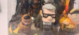 NIB Disney Store UP 7 Piece Figurine Set W/ Pull Down Scene Model 1917-DB NEW - $484.92
