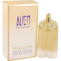 Thierry Mugler Alien Eau Sublime Perfume 2.0 Oz Eau De Toilette Spray  image 3