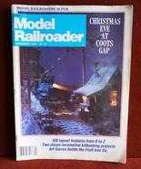 Modern Railroads Magazine from December 1982 - $8.62