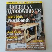 American Woodworker Magazine April 1997 #58 - $11.51