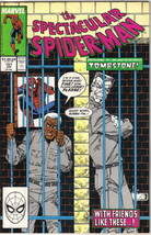 The Spectacular Spider-Man Comic Book #151 Marvel 1989 NEAR MINT NEW UNREAD - $3.99