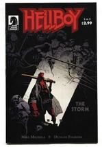 Hellboy: The Storm #1 2010- Dark Horse NM- - $18.92