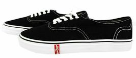 Levi's Men's Classic Premium Casual Sneakers Shoes Rylee 514293-01A Black image 8