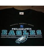 PHILADELPHIA EAGLES NFL FOOTBALL T-Shirt XL MENS NEW - $19.80