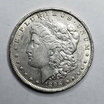 1896O MORGAN SILVER $1 DOLLAR Coin Lot# A 172