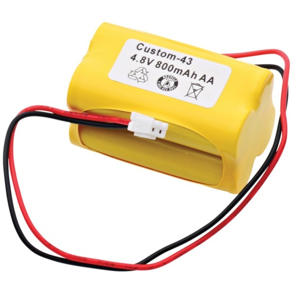 Primary image for Dantona CUSTOM-43 CUSTOM-43 Rechargeable Replacement Battery