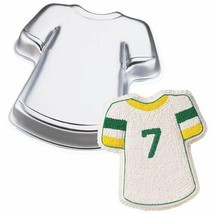 Wilton T-Shirt Sport Team Jersey Hawaiian Shirt Cake Pan (502-5617) - $14.14