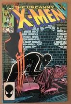 Uncanny X-Men 196 VF+ Condition 1985 Marvel Comic Book Secret Wars II - $2.72