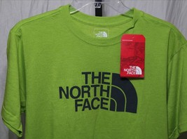 THE NORTH FACE HALF DOME TEE MEN'S T-SHIRT, GREEN, NF00CA0H FNR - $17.56