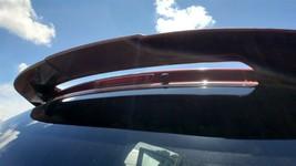 04-10 Toyota Sienna Wing Air-Flow Pedestal Rear Spoiler image 2