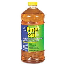 CLO41773CT - Pine-Sol Pine Scented Cleaner Concentrate - $44.33