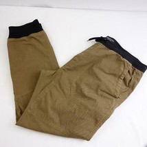 American Eagle AE Elastic Waist Rib Knit Cuffs Work Pants Mens Sz XXLT - $27.08