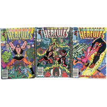 Hercules Prince of Power #1-3 (of 4) Limited Series  1982 ~Marvel Comics~ - $12.86