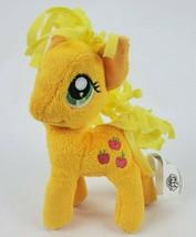 "My Little Pony Applejack 7"" Plush Friendship is Magic Cloth Mane Tail MLP  - $13.30"