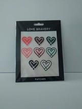 Love Bravery Re-Stickable Plushie Sticker - $19.80 CAD