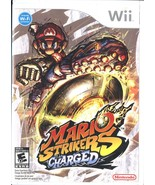 Mario Strikers Charged (Nintendo Wii, 2007) - $19.99