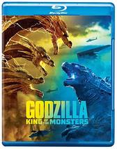Godzilla: King of the Monsters [Blu-ray+DVD+Digital, 2019]
