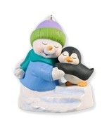 Snow Buddies #13 In Series 2010 Hallmark Ornament - $39.59
