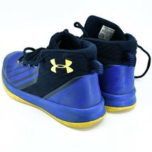 Under Armour Boys' Pre-School UA Lockdown 3 Basketball Shoes Youth Size 3Y image 3