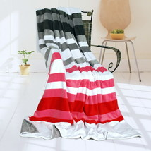 Onitiva - [Stripes - Fantastic Dreams] Patchwork Blanket - $49.99