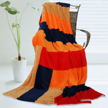Onitiva - [New Day] Patchwork Throw Blanket - $49.99