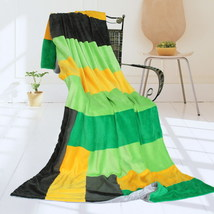 Onitiva - [Lemon Tree] Patchwork Throw Blanket - $49.99