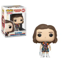 Funko Pop Stranger Things Netflix Season 3 Eleven Mall Outfit #802 Figur... - $15.86
