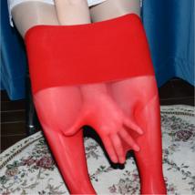 Seamless High Quality Super Shiny Glossy Pantyhose Nylon Stocking Sheer Tights - $11.15