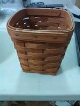 Longaberger Medium Soon Basket - 1989 - $7.31