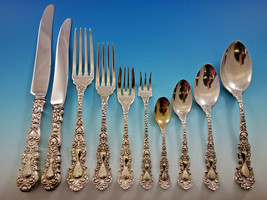 Imperial Chrysanthemum by Gorham Sterling Silver Flatware Set 12 Service 138 pc  - $12,995.00
