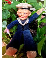 1920s-1950s Norah Wellings Sailor Doll - $16.95