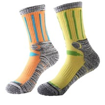 2 Pack Unisex Cotton Sports Crew Socks Super Soft Anti Bacterial Comfy S... - $7.69