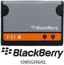 GENUINE BLACKBERRY F-S1 1270mAh OEM BATTERY BAT-26483-003 - $6.99