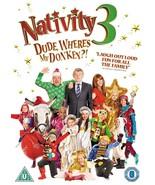 Nativity 3: Dude, Where's My Donkey? DVD (2015) - $6.99