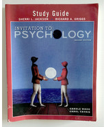 Textbook Invitation to Psychology by Sherri Jackson Richard Griggs Colle... - $15.00