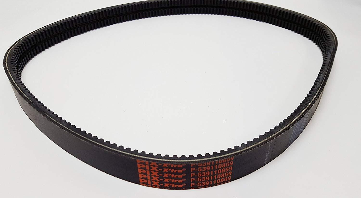 Replacement Belt w/ Kevlar Replaces Husqvarna Drive Belt 539110859 (Raw Edge) - $51.95