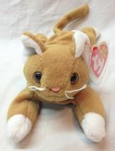 "TY Beanie Baby 1993 NIP THE TAN & WHITE CAT 7"" STUFFED ANIMAL Toy NEW - $14.85"