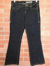 DKNY Jeans Womens Size 29 Times Square Flare Dark Wash (H39) - $14.84