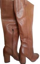 Sam Edelman Loren Womens Leather Fashion Knee-High Boots SZ 6~ - $99.98