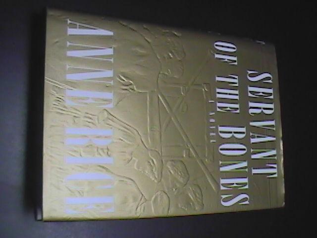 Book rice servant of the bones 1st canadian ed hcdj 01