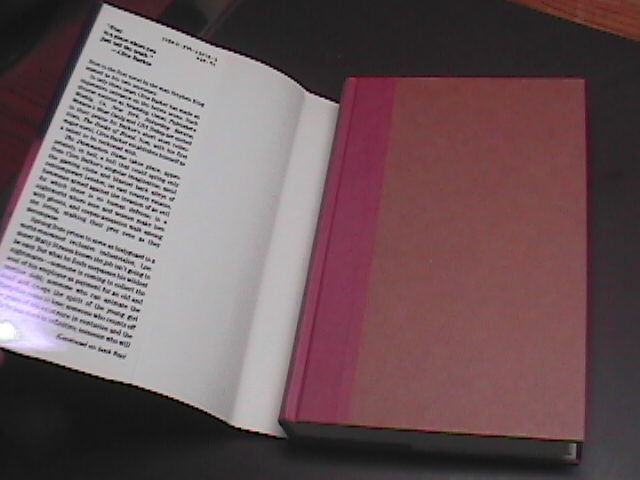 Clive Barker Damnation Game 1987 Ace Putnum First Edition Hard Cover Dust Jacket