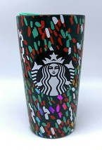 Starbucks Holiday 2019 Confetti Christmas Ceramic 12 oz Travel Tumbler L... - $33.26