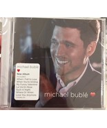 Michael Buble' Love 2018 CD Unforgettable - $17.30